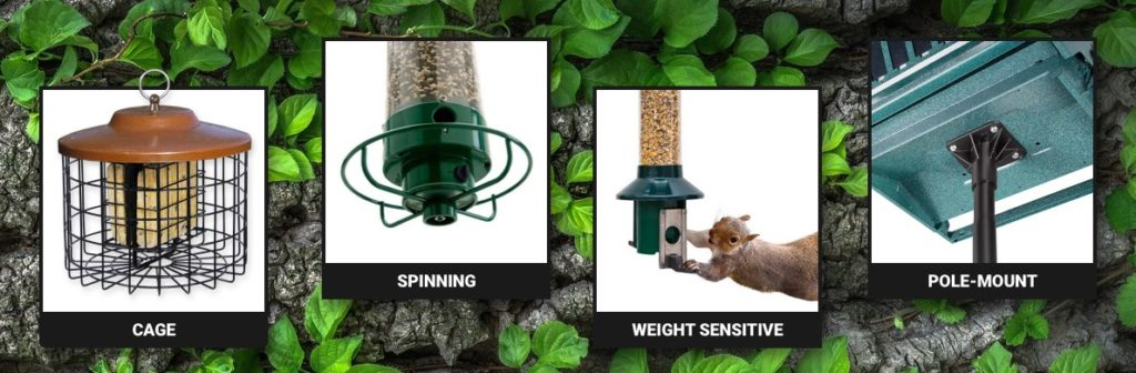 Types of Feeders